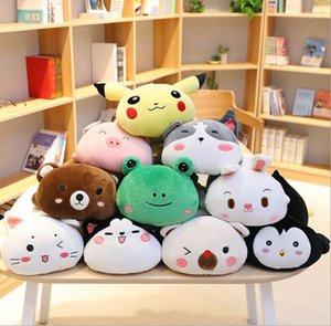 Cute Frog Cat Dog Bear Monkey Panda Pig Penguin Duck Hamster Mouse Plush Stuffed Animals Doll Baby Kids Girls Birthday gifts Y200703