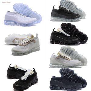 Hot 2018 air cushion MOC 2 2.0 FK Men and Women LACELESS FUTURISM Running Shoes Shock Jogging yellow Sneakers oreo Size 36-45