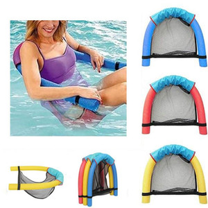 Piscina Floating sedia piscina per bambini per adulti Bed galleggiante della sede Acqua Anello Leggero Beach Anello Noodle Net Piscina Anello Accessori Pool