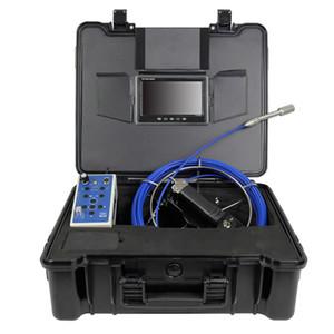 HD نظام الأنابيب التفتيش كاميرا H1-C23H خط أنابيب للكشف عن الكاميرا حجم 23mm رئيس الكاميرا