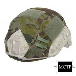 EMERSONGEAR Tactical Fast Helmet Cover Accesorios de casco para Fast Helmet Cover BJ / PJ / MH Multicam