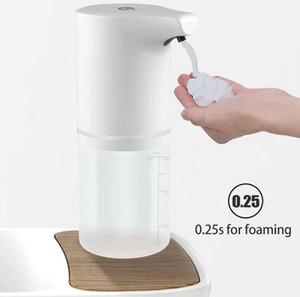 Automatic sabonete Líquido 350ml Espuma automática de Indução Household lavagem Washer Mão USB No Touch Auto Sensor Dispensadores LJJO8175