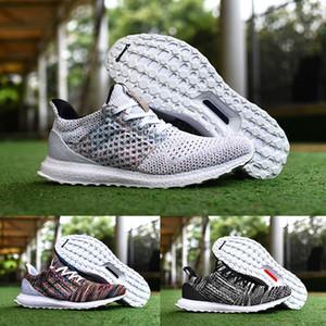 2019 neue Ankunfts-Designer Ultraboost 3.0 4.0 Clima Missoni Schuhe für Männer Frauen Chaussures Ultra-Boost-4 UB Weiß Schwarz Luxury Top-Qualität