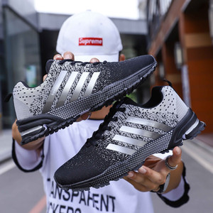 Hommes Mode Printemps Sneaker Chaussures Femme Respirant Léger Wearable Hommes Chaussures Casual Luxe