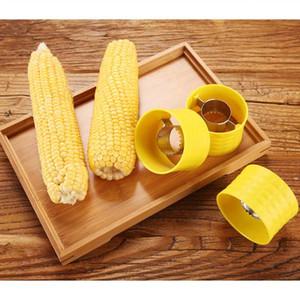 304 нержавеющая сталь кукуруза ядро сепаратор кухонные инструменты кукуруза строгальный станок строгальный стриппер зачистки машина два стиля XD22176