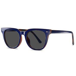 2020 Nueva bifocales lectura vidrios de Sun de las mujeres de los hombres presbicia Gafas de sol del gato de los ojos de la dioptría +1,0 a +4,0 FML