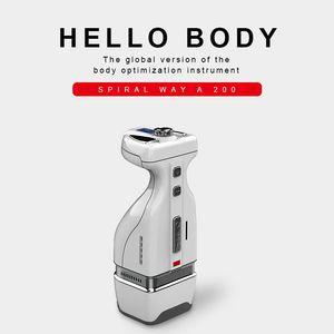 Hottest venda LipoSonix handheld / HIFU máquina LipoSonix corpo de emagrecimento para uso doméstico queima de gordura instrumento de emagrecimento corpo