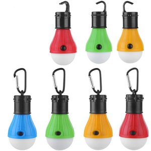 New Camping Light New Portable Outdoor Barbecue Multi-purpose Camp Tent Lamp 3LED Bulb Hanging Lamp Camping Light Made In China