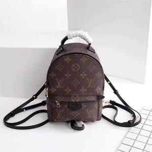NEW Damen-Lederhandtasche Luxus-Hot-Mann-Rucksack-Handtasche Mini-Schulter-Kurier-Beutel-Entwerfer-Mappen-Schlag 41562-222 s1