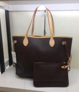 20designe 2219 borsette in pelle donna madre pacchetto borsa mano madre polizza di spalla borsa donna composito + borsa piccola N51106 M40157