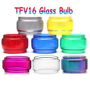 Сменное стекло для лампочек с удлиненной колбой для TFV16 Бак 9 мл Fatboy Vape Атомайзер Стекло Аксессуар Бак