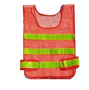 New design Visibility Reflective Safety Vest Coat Sanitation Vest Traffic Safety warning clothes vest Safety working waistcoat cloth