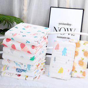 Baby six-layer pure cotton gauze children 105*105 110*110 blanket Baby quilt six-layer pure cotton gauze children quilt 105*105 110*110 blan