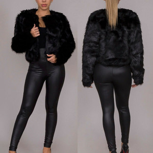 Mesdames Femmes Wet Look Faux PU Pantalon en cuir de Stretchy Push Up Crayon Skinny Tight taille haute leggings Pantalon Pantalon en PVC