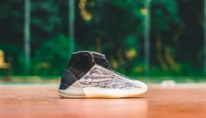 2020 Release Quantum Basketball Shoe For Sale Kanye West Designer Shoes Men Womens Sneakers Size 3ssYEzZYYEzZYs v2 350boost