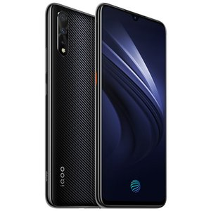 "Original Vivo iQOO Neo 4G LTE Cell Phone 8GB RAM 64GB ROM Snapdragon 845 Octa Core 6.38"" Full Screen 12.0MP Face ID Fingerprint Mobile Phone"