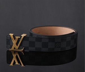2020 Designer custom luxury luxury men's belt buckle belt top fashion men's belt manufacturer wholesale