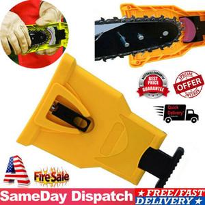 Chainsaw Teeth Sharpener PowerSharp Bar-Mount Saw Chain Sharpening System Tools household tools