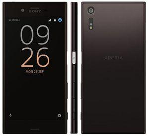 Orijinal Unlocked Sony Xperia XZ F8331 Dört Çekirdekli Android 5.2 inç 3 GB 32 GB GSM 4G LTE GPS WIFI 23MP 1920x1080 yenilenmiş telefon