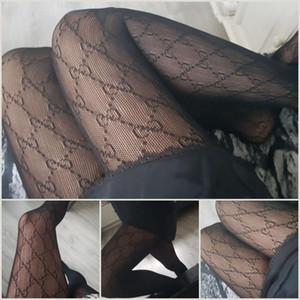 2020 إمرأة مثير جوارب فاخر مصمم الجوارب صافي انظر من خلال الجوارب الساق أدفأ جوارب مثير الجوف خارج الجوارب لانخفاض الشحن