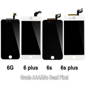Grade A+++For iphone 6g 6s 6p 6sp LCD Display Touch Screen Digitizer Assembly Replacement LCD Touch Panel 100% Tested