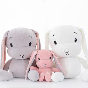 Lovely Bunny Doll Toys Rabbit Soft Plush Stuffed Animal Baby Kids Toy Gift Doll 30cm
