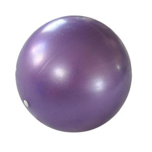 3 Colors Hot Sale New Mini 25cm Exercise Fitness GYM Smooth Yoga Ball Sport Fitball Exercise Ball Indoor training Dec2