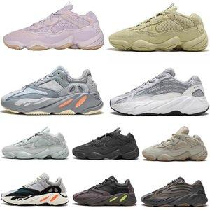 ssYEzZYYEzZYs v2 350boost New V2 Kanye West Running Shoes 500 Soft Vision Desert Rat Sneakers 700 Utility Black Bone Whit