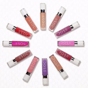 Top Quality Soc Matte líquido Lip Gloss Mulheres Batom 14 cores Líquido Matte Longa Duração não se ater a Copa de maquiagem à prova d'água