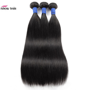 10 A Brasiani Brasiliani Bundles Human Human Bundles 3/4 Bundles Offerte Kinky Ricci Allentato Deep Indian Remy Remy Human Hair Extensions Weft Extensions Wave