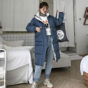 Womens Designer Windproof Fashion Keep Warm Thick Jacket Ladies Brand Casual Long Coat Women Ourerwear Winter Oversize Coats