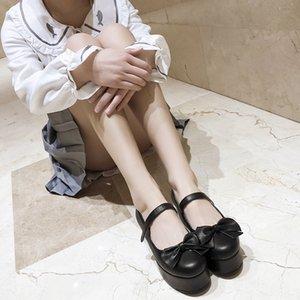 Fedonas Donne Pumps nodo della farfalla Bowtie fibbia laterale Casual Scarpe Dolce e Disciplinato Pu Primavera Estate scarpe da donna