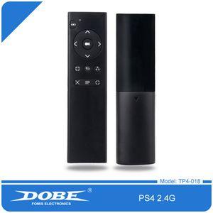 2.4G Wireless Gaming Fernsteuerpult für DOBE TP4-018 Playstation 4 PS4 mit Kleinverpackung Freies Verschiffen