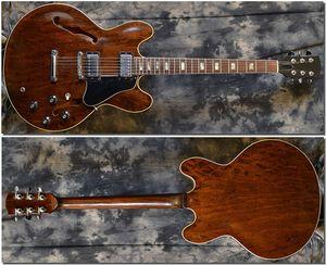 Caz Elektro Gitar, Kalite Gitar, Yaşlı Görünüm, CST17112304