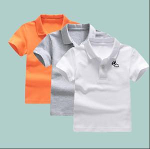 2020Luxury Designer Little Kids Sets 1-7T Childrens Children Clothing Sets Boys Girls Pure Cotton Letter Childrens Sport Suits