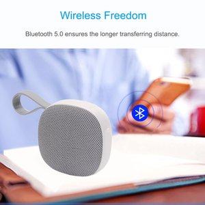 Portable Bluetooth 5.0 Speaker OBS303 Outdoor Wireless Music Speaker Subwoofer Sports Stereo Sound IPX6 Mini Speaker