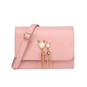 Desigher для женщин 2020 Мода ребёнки Мини-сумка Симпатичные кисточкой Дизайн Дети монет Кошельки Детские сумки Сумка