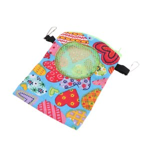 Pet Carrier Bag Hamster Breathable Outgoing Bag for Small pets like Hedgehog,Sugar Glider and Squirrel etc