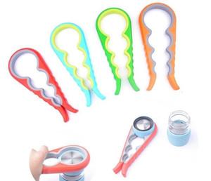 Açıcı Ayarlanabilir Paslanmaz Çelik Şişe Açıcı Fonksiyonlu Mutfak Manuel Açıcı Aracı DHD21 Şişe Can Açacakları El Jar Şişe