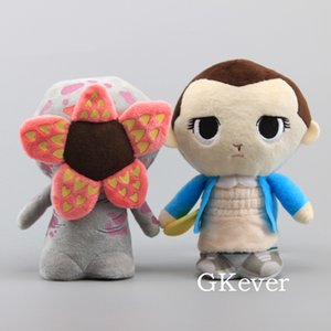 Estranhas bonito Things 3 Temporada Stuffed suave Plush Toy Onze com Horror Eggo Demogorgon Figura Para Kid presente Filme TV Adulto Estrela