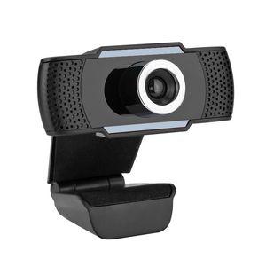 Компьютер 720P HD Веб-камера Встроенный MIC Smart Web Camera USB Pro Stream Camera для настольных ноутбуков PC Game Cam для ОС Windows