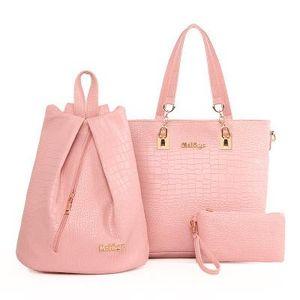 Designer-Handtaschen BRW Alligator Muster Eimer Handtasche hohe Qualität Composite-Frauen Art und Weise Totes Geldbeutel Beutel hochwertige Taschen