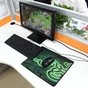 Расширенный большой Голиафус шаблон игровой и офисной клавиатуры коврик для мыши, размер: 35см х 28см