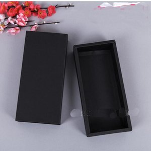 Kraft Paper Gift Packaging Box for Jewelry DIY Soap Baking Bakery Cakes Cookies Chocolate Package Packing Box 225*95*45mm New