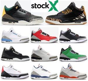 2020 Instinct animal 2.0 Blanc Cement JTH Basketball Chaussures Hommes Oregon canard Séoul Corée Chicago Knicks Sneakers Pure White avec la boîte
