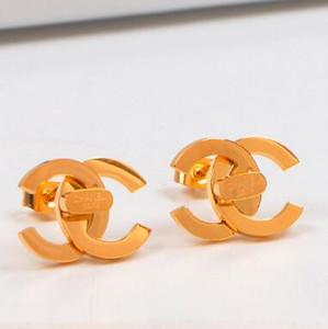 2020 joyería de los pendientes de lujo para hombre Pendientes Mujeres Moda Hip Hop Diamante Stud Pendientes Bling hacia fuera helada roca del regalo de boda Ronda