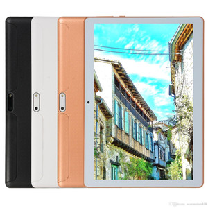 1pcs Android OS 8.1 System 3G WCDMA Tablet PC 10.1 Inch IPS Display MTK6797 2.0MP Camera 6G 64G 4000mah GPS Wifi Bluetooth