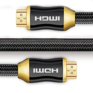 HDMI 2.0 Cable High speed 4K 3D 60hz Cable for Splitter Switch TV LCD Laptop PS3 Projector Computer Cable