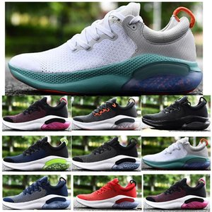 2020 Men Women Running Shoes Black White Red Breathable Warm Sports Shoes Light Weight Sneakers High Quality