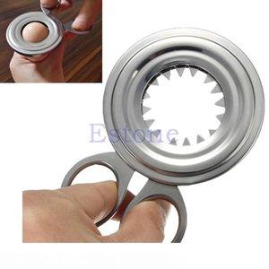 Convenient Gekocht Ei Topper Edelstahl-Ei Cutter Clipper Peel Egg Scissor Kitchen Gadget Shop
